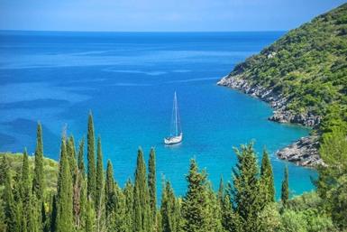 Убавините на Грција