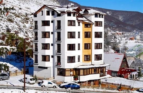 Слика на Хотел Алпина 4*, Маврово -  Денот на вљубените