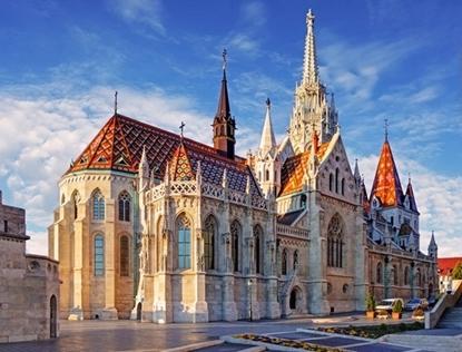 Слика на Будимпешта 3НП - 01ви Мај