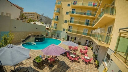 Слика на HOTEL SUN BEACH 3*