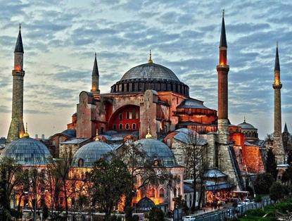 Слика на Истанбул со Принцески острови - 3НП