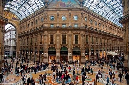 Слика на Милано (Лугано-Комо-Сирмионе) - 2НП