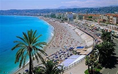 Слика на Азурен Брег(Милано-Ница-Кан-Сен Тропе- Монако-Монте Карло)  3НП