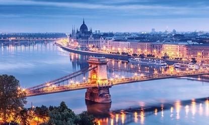 Слика на Будимпешта ( Виена - Сент Андреа) - 2НП - Нова година 2019