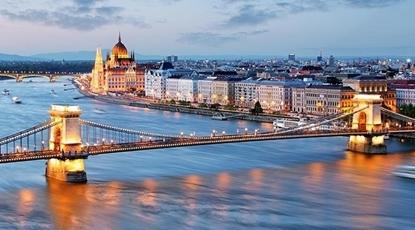 Слика на Будимпешта ( Виена - Сент Андреа) - 2НП - 8-ми Март