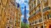 Слика на Париз | Прага | Минхен 4НП - 8-ми Март