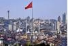 Слика на Кападокија со Анкара и солено езеро 2ХБ + 2НП(топ)- Велигден