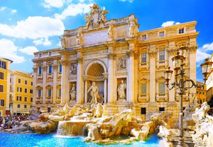 Слика на Рим (Пиза - Фиренца) 3НП - Велигден