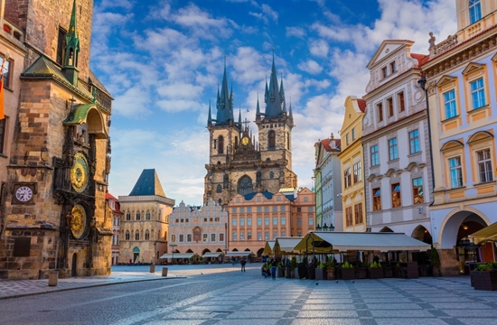 Слика на Прага - 2НП ( Дрезден - Виена)