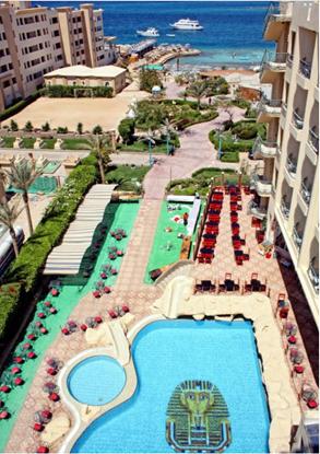 King Tut Resort Hurghada 4****