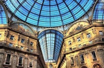 Слика на Милано (Џенова-Лугано - Комо - Верона) -  3НП - Велигден