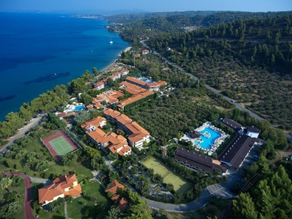 Слика на ATHENA PALLAS VILLAGE 5* AKTI ELIAS