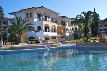 Слика на CHROUSSO VILLAGE 4* PALIOURI