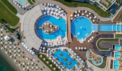 Слика на MIRAGGIO THERMAL SPA RESORT 5* PALIOURI
