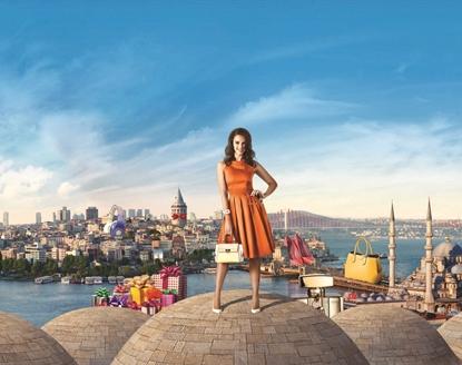 Слика на Шопинг во Истанбул
