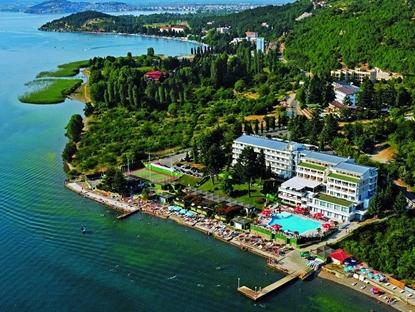 Слика на Хотел Гранит 4*, Охрид