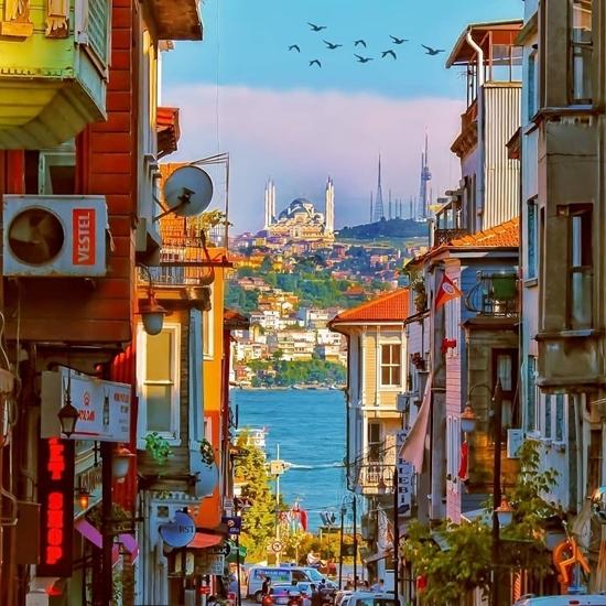 Слика на Истанбул од 1001 ноќ со Принцески острови - 2НП -8-ми МАРТ