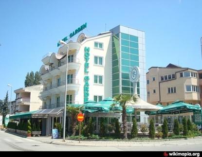 Слика на Хотел Гарден 3*, Охрид